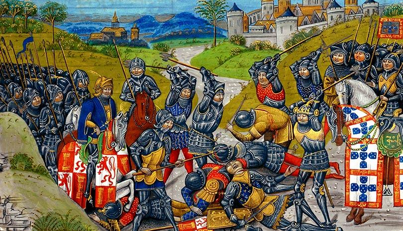 Battle of Aljubarrota