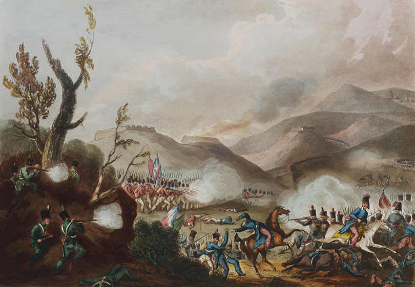 Battle of Bussaco