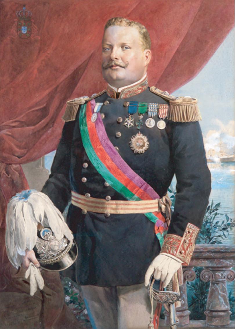 Assassination of D. Carlos