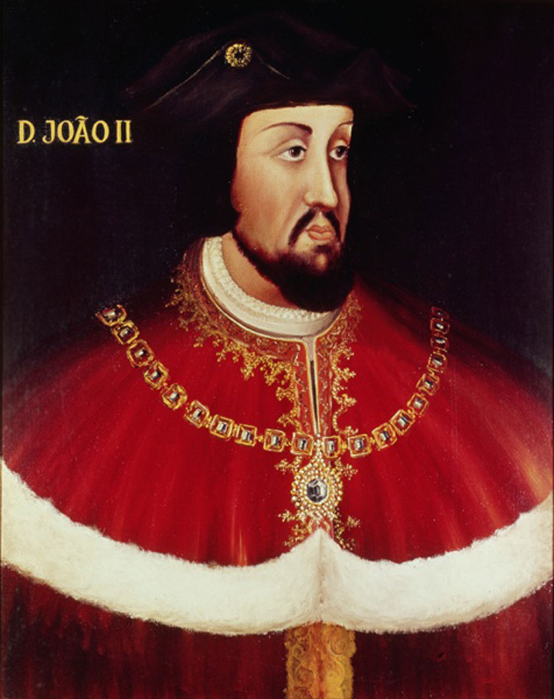 D. João II appointed Knight of the Garter