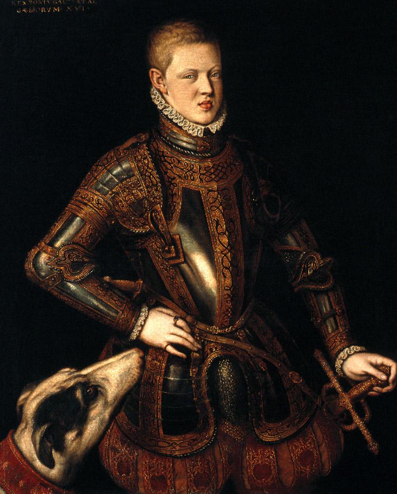 Sir Thomas Stukely joined King D. Sebastião