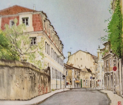 The British Hospital closed its doors after 100 years of existence at Rua Silva Carvalho, Estrela
