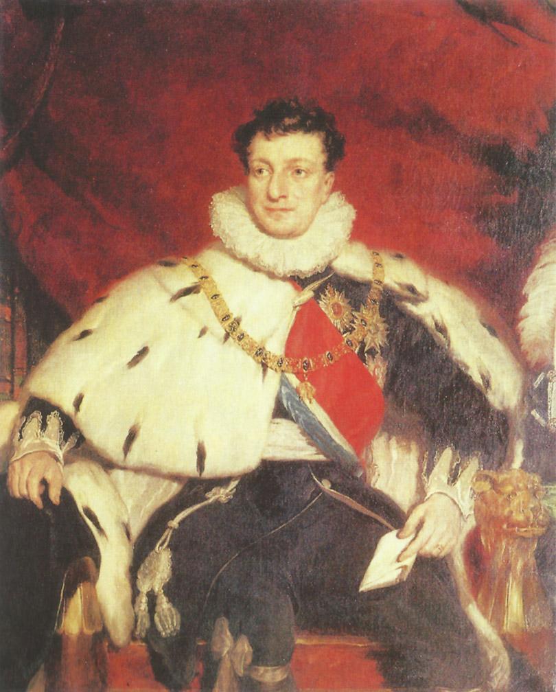 D. Pedro de Sousa Holstein, 1st Duke of Palmela, was the Portuguese envoy to the Court of St. James