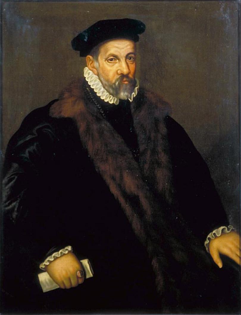 Thomas Wilson was sent to Lisbon as an English diplomatic