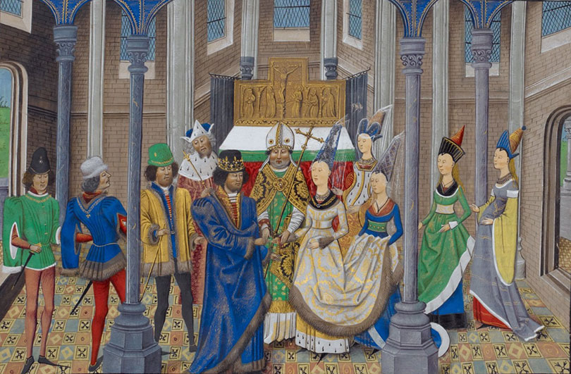D. João I, King of Portugal, married to Philippa of Lancaster